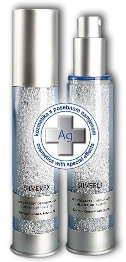 Silverex SPREJ
